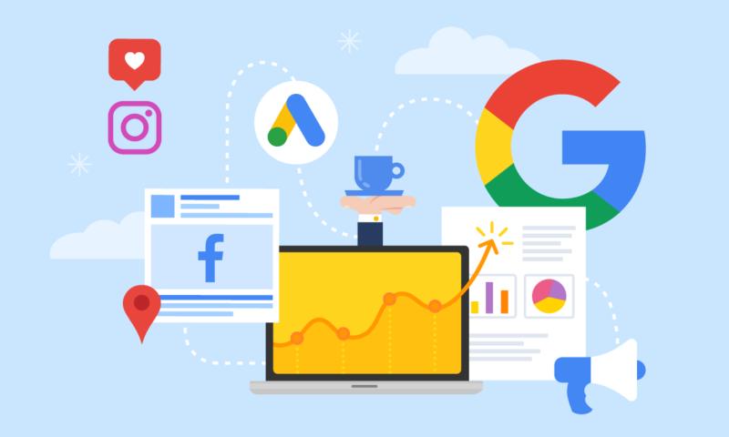 Виды интернет-рекламы (Types of online ads)