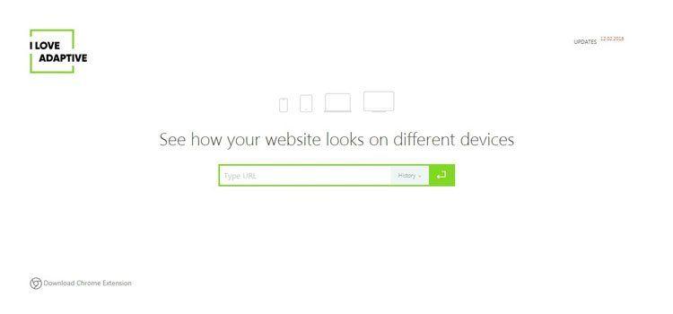 Сервис Iloveadaptive.com