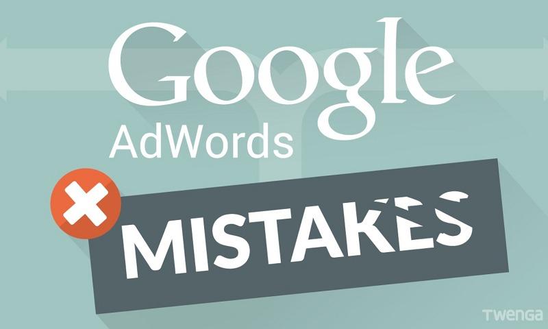 8 ошибок в контекстной рекламе