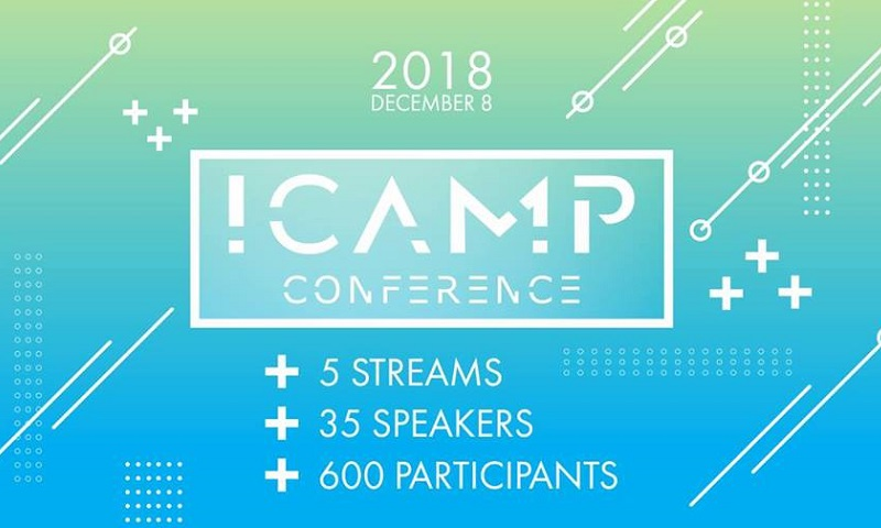 Lviv iCamp 2018