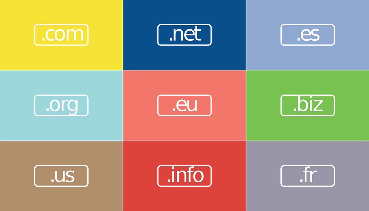 Как выбрать и зарегистрировать доменное имя для сайта