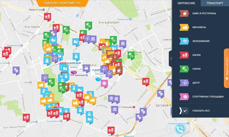 Интернет-маркетинг для застройщика: как продавать квартиры через Интернет