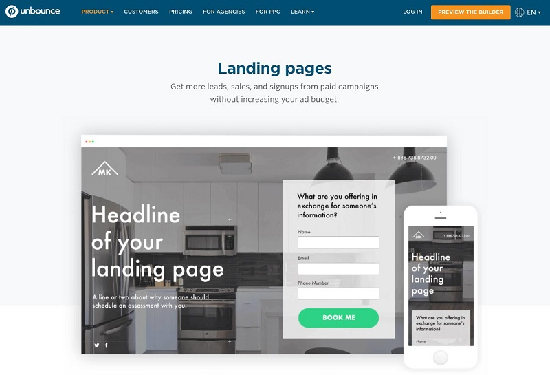 Конструкторы Landing Page: Топ-5 сервисов для создания одностраничных сайтов